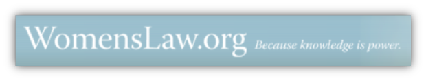 Link to WomensLaw.org, information on spousal and child abuse